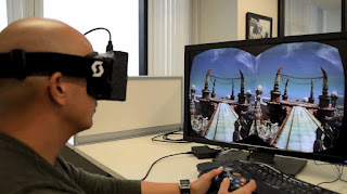 Gafas realidad virtual PC