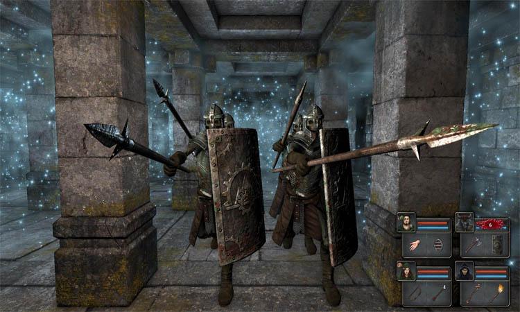 تحميل لعبة Legend of Grimrock 2