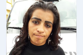 Ladra é presa pela GCM Paranaguá, (PR) após tentar roubar bolsa de idosa