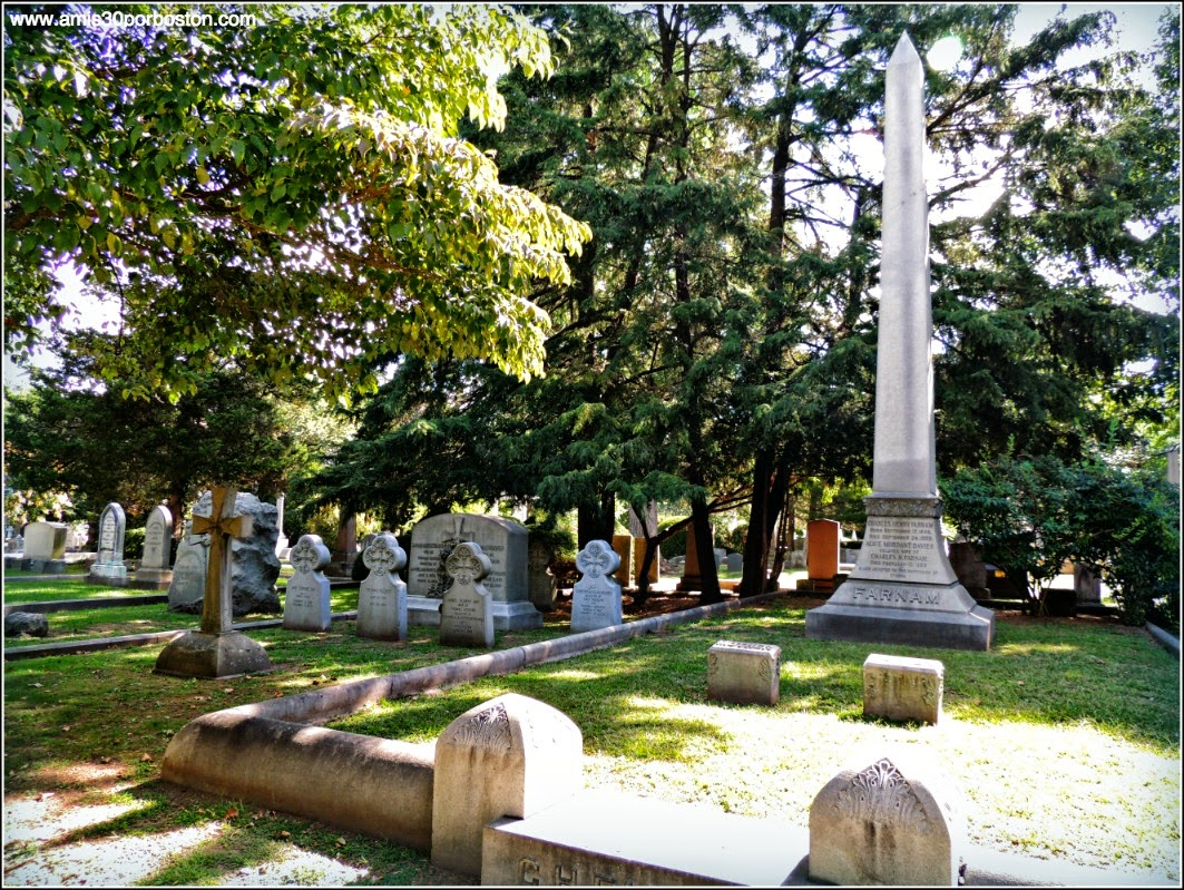 New Haven: Grove Street Cemetery