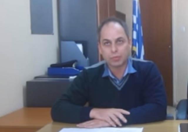 Θρήνος στην Αστυνομία της Κορίνθου: Έφυγε από τη ζωή ο Διοικητής του Τμήματος Ασφαλείας Γ. Δούρος
