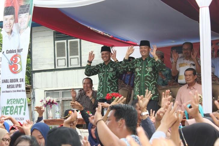 Di Talang Kemuning, Zainal Arsal Kembali Menggema