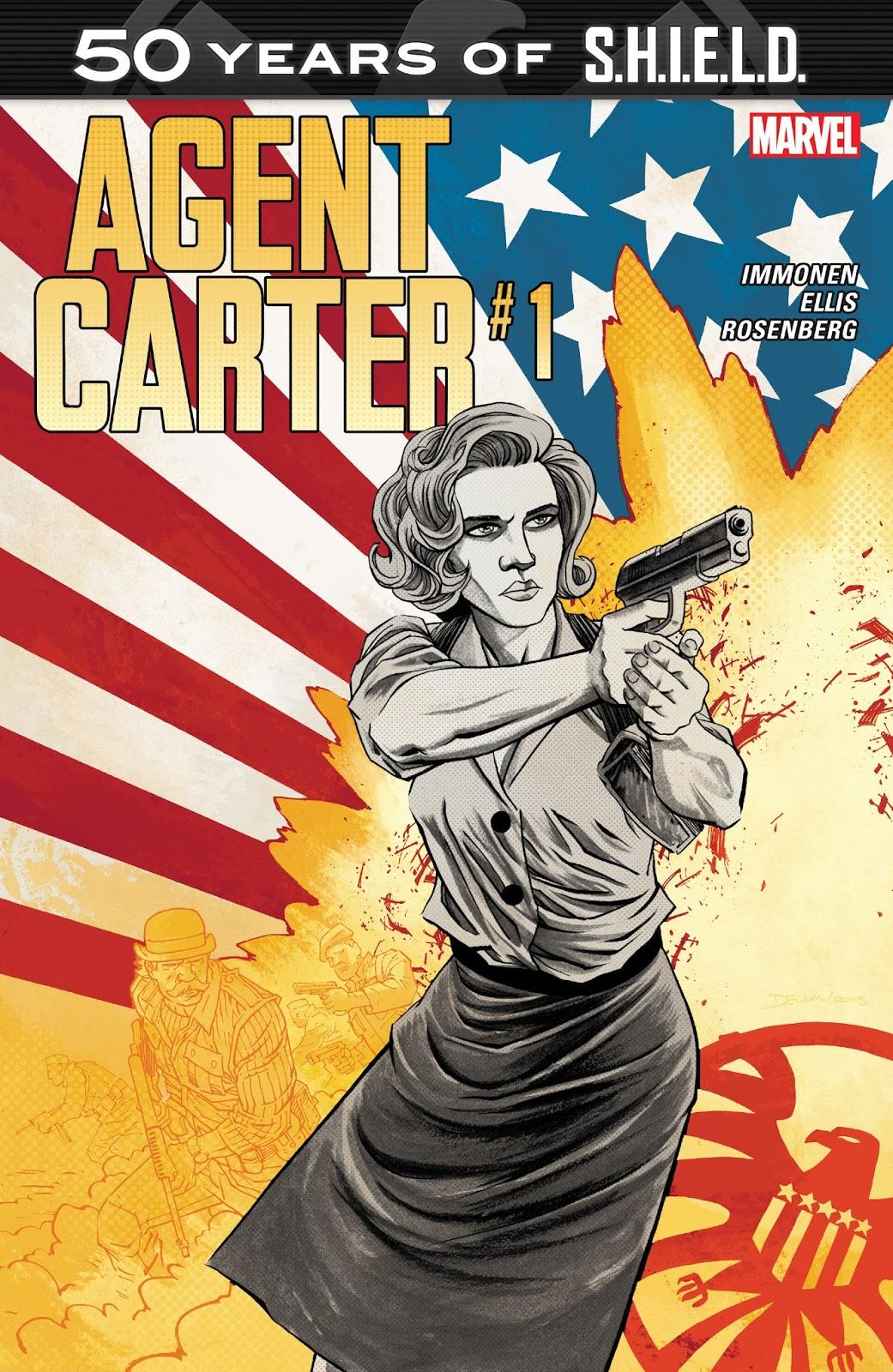 Agent Carter Bs