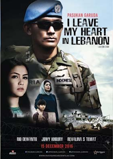 Download film Pasukan Garuda: I Leave My Heart In Lebanon (2016) DVDRIP Gratis