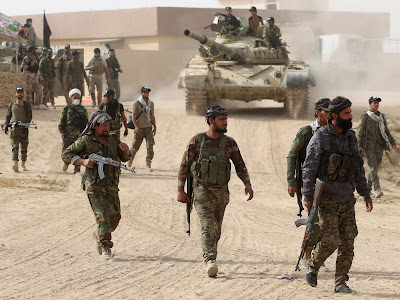 Iraqi forces recapture 3 IS-held villages in Tel Afar