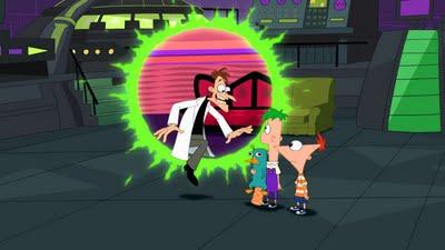 Disney Channel Original Movie - Phineas & Ferb: Across the