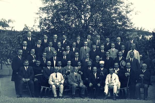 parlamenti shqiptar 1921