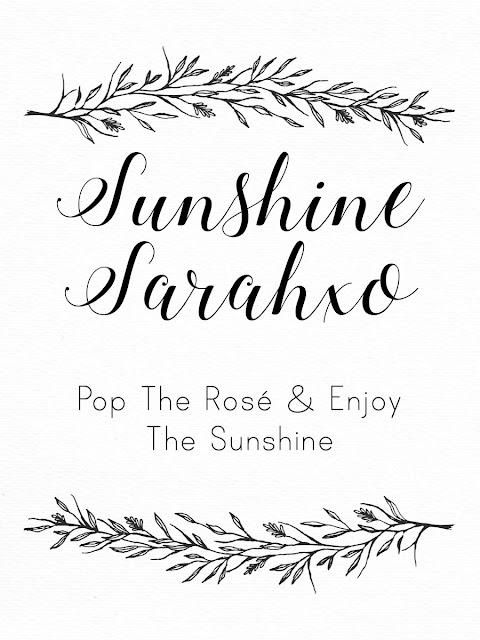www.sunshinesarahxo.com