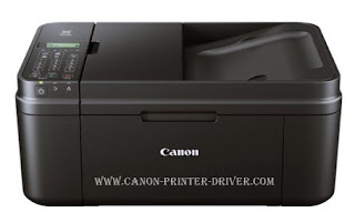How to use Canon PIXMA Scanner All-In-One Printer