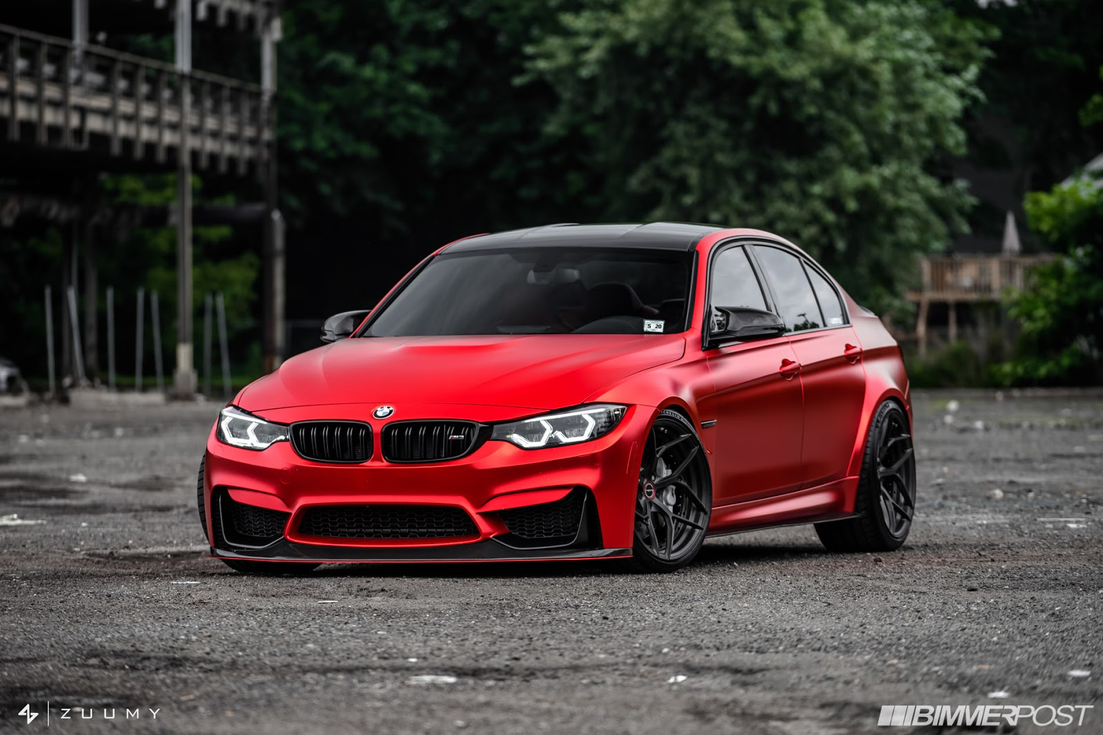 what do you say about this satin red bmw m3 tune carscoops. Black Bedroom Furniture Sets. Home Design Ideas
