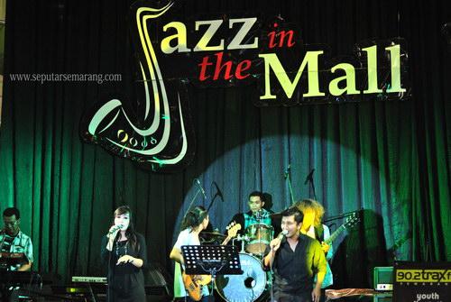 Jazz In the Mall Semarang