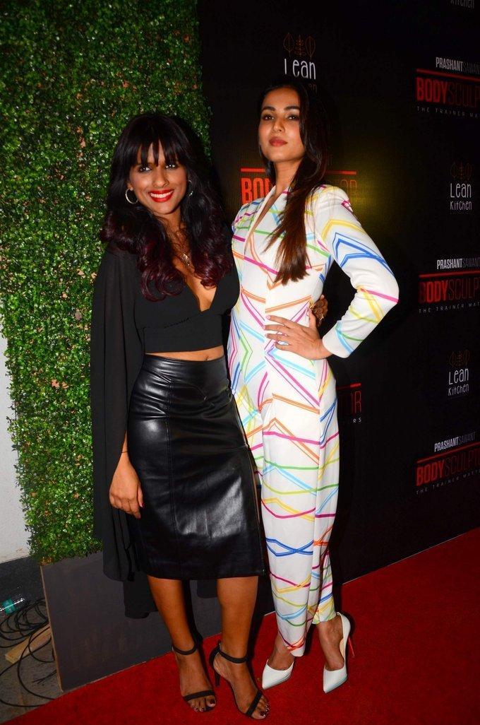 Model Sonal Chauhan Long Hair Photos In White Dress