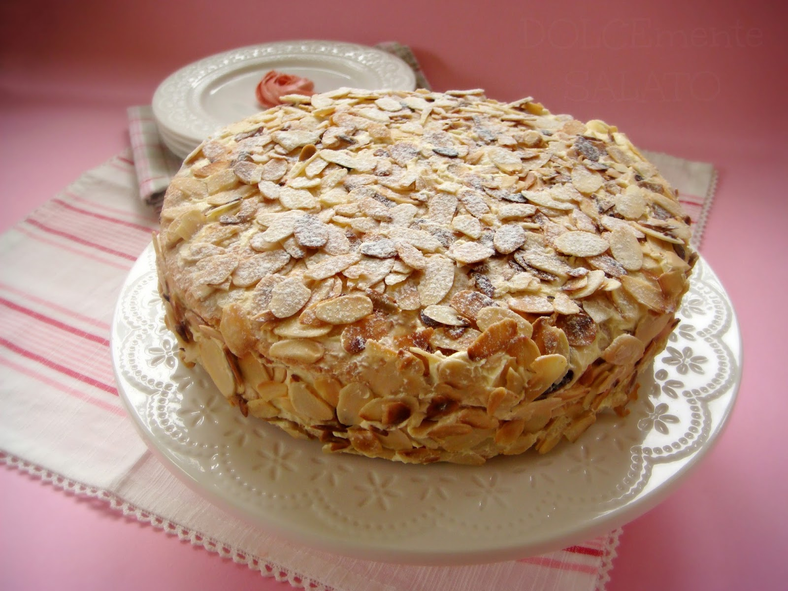Ricetta della torta elvezia