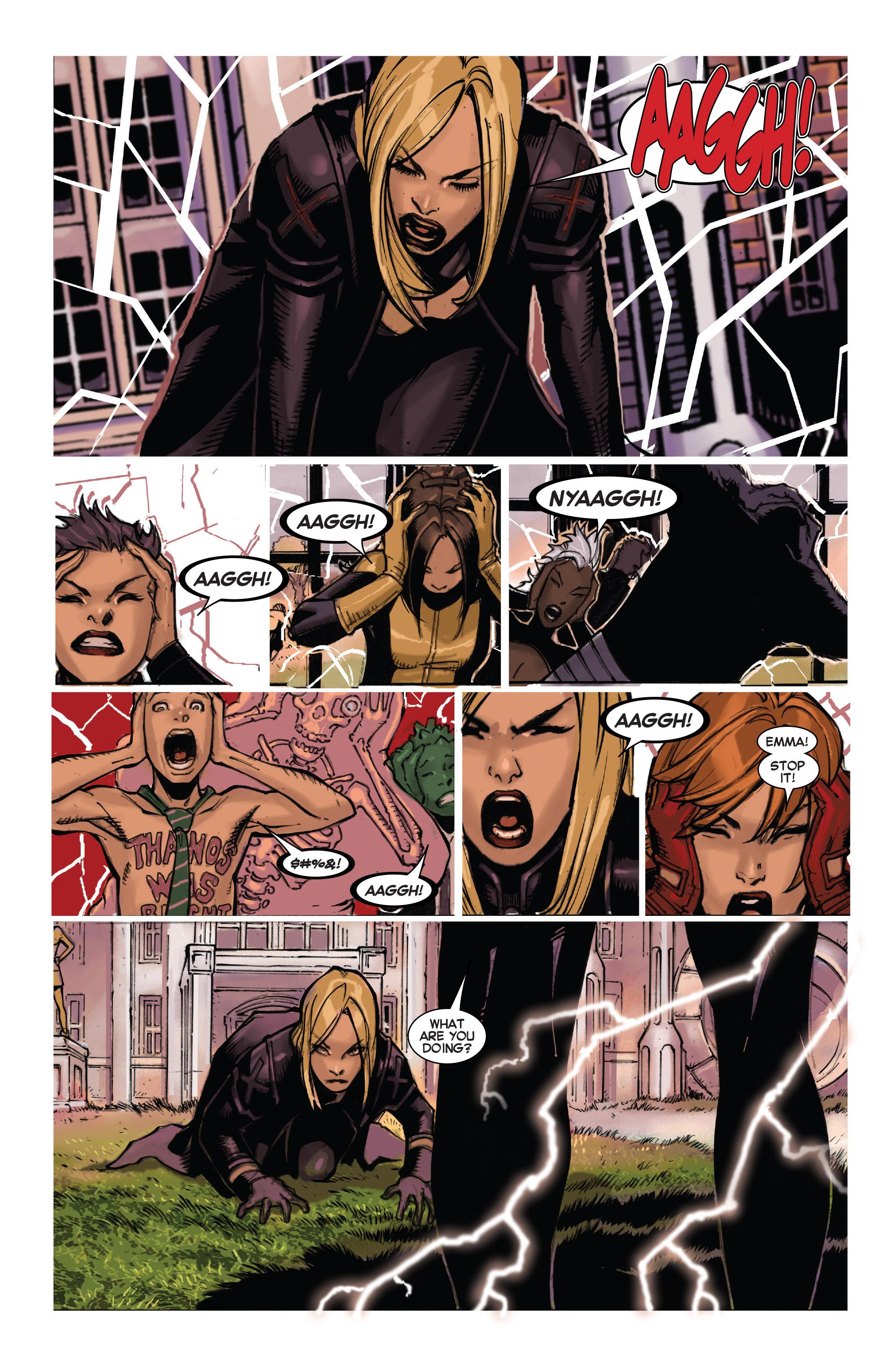 Read online Uncanny X-Men (2013) comic -  Issue #30 - 14