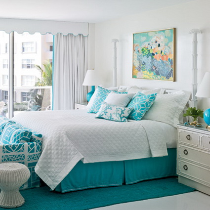 Turquoise Bedrooms 2