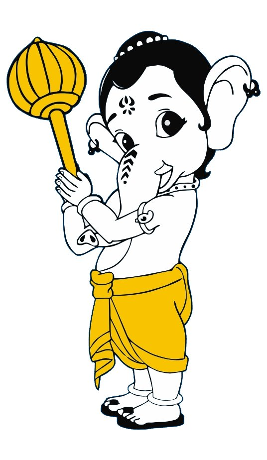 Ganesh chaturthi: GANESHA