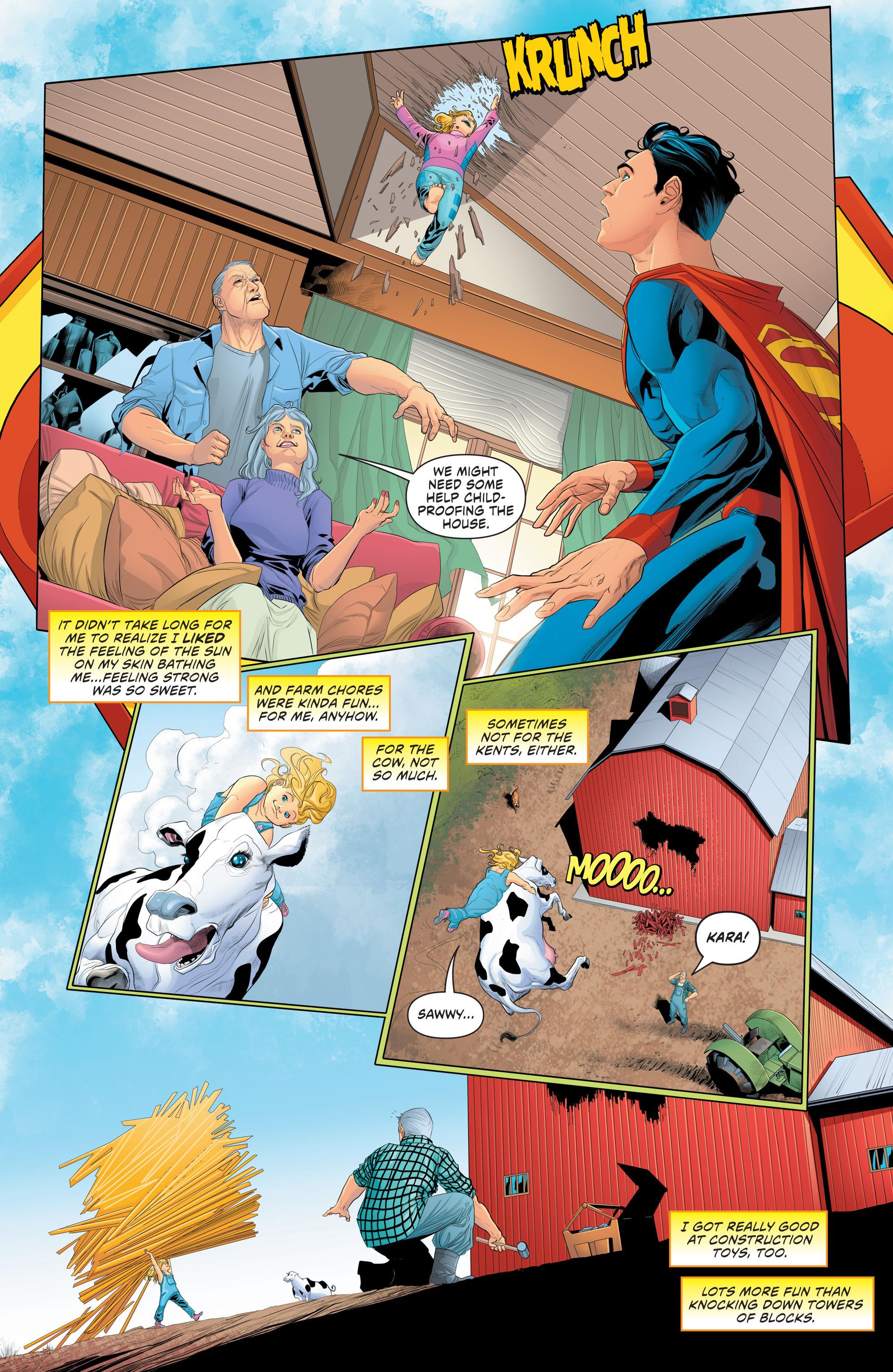 Read online Secret Origins (2014) comic -  Issue #9 - 16