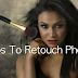 5 Best Photo Retouching Apps For iPhone & Android - Retouch & Enhance Photographs
