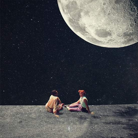 """I Gave You the Moon for a Smile"" by Frank Moth 