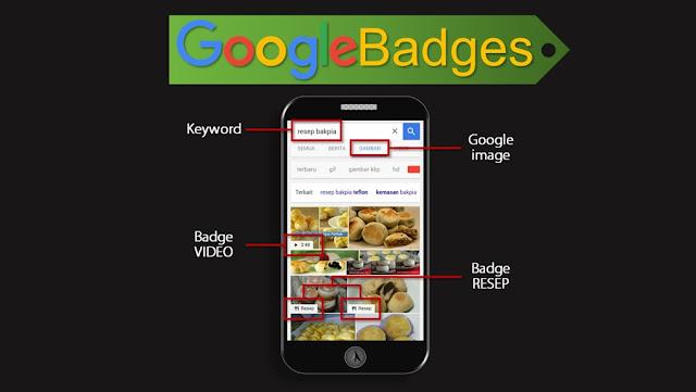 Fitur baru berupa Tag di halaman pencarian gambar Google