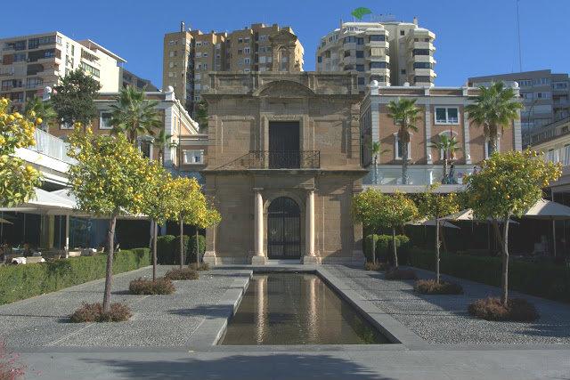 spacer Malaga, miasto, Andaluzja