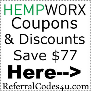 $77 Hempworx Discount Coupon Jan,Feb,March, April,May,June,July,Aug,Sep,Oct,Nov,Dec