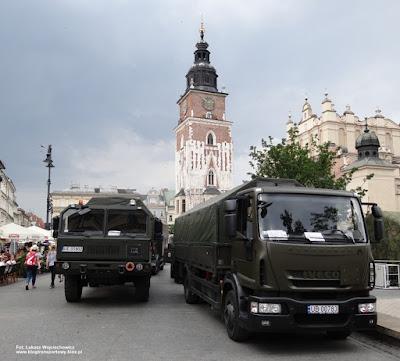 Jelcz 442 i Iveco Eurocargo, Wojsko Polskie
