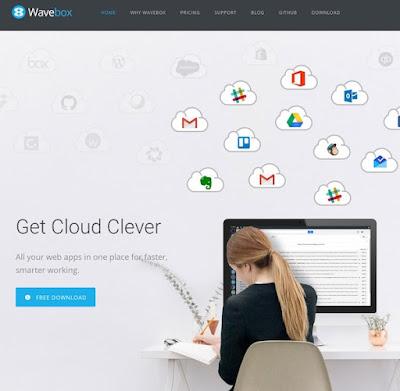 ウェブアプリケーションを詰め込んでしまえるWaveBox(ウェイヴボックス)