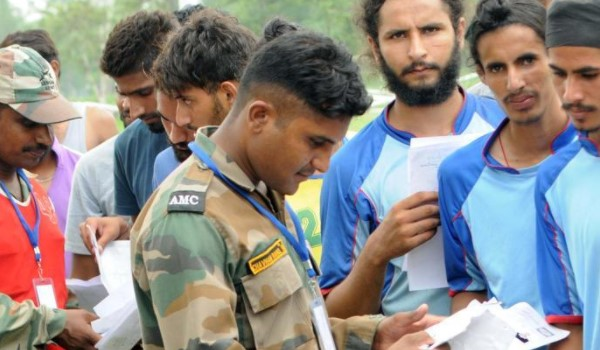 Nagarkurnool  Army Rally, Indian Army Rally, Open Bharti Rally