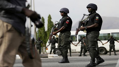 Shock As Police Storm Hotel Im Delta, Nab Federal Prisons Staff, 6 Others For Kidnapping