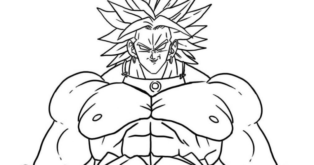 Imagens Para Desenhar Do Dragon Ball Z