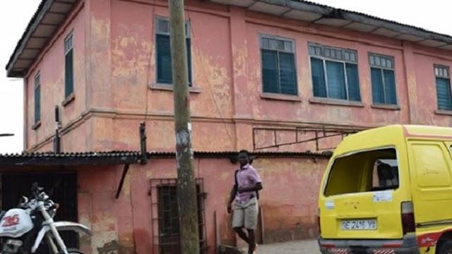 Sham US embassy in Ghana shut down after a decade