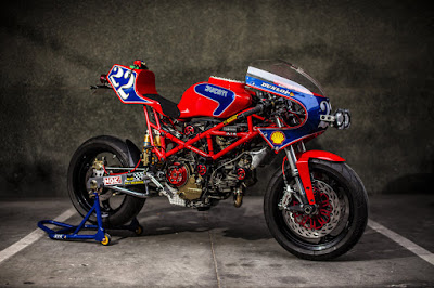 Ducati Monster 1000 Endurance by XTR Pepo