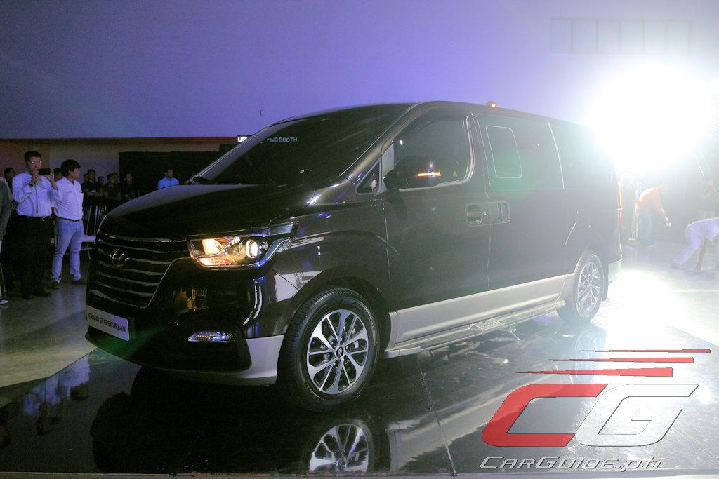 2019 Hyundai Grand Starex Urban Targets Premium Van Market ...