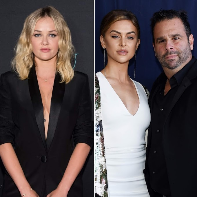 Randall Emmett's Ex-Wife Ambyr Childers Shades Lala Kent On Instagram!