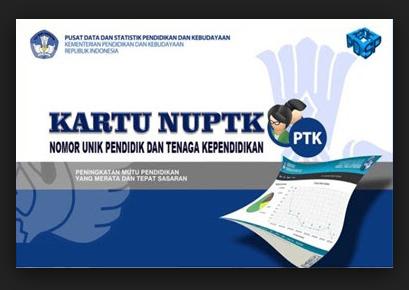 Aplikasi Cetak Kartu NUPTK & NRG Versi 2018 Update Terbaru