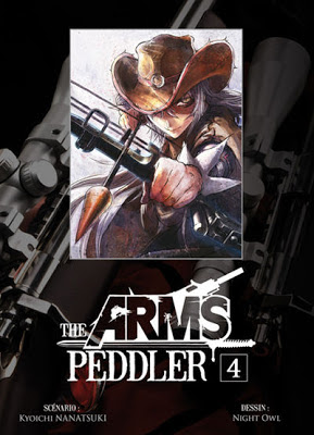 The Arms Peddler Tome 4 - couverture