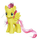 My Little Pony Crystal Sparkle Bath Fluttershy Brushable Pony