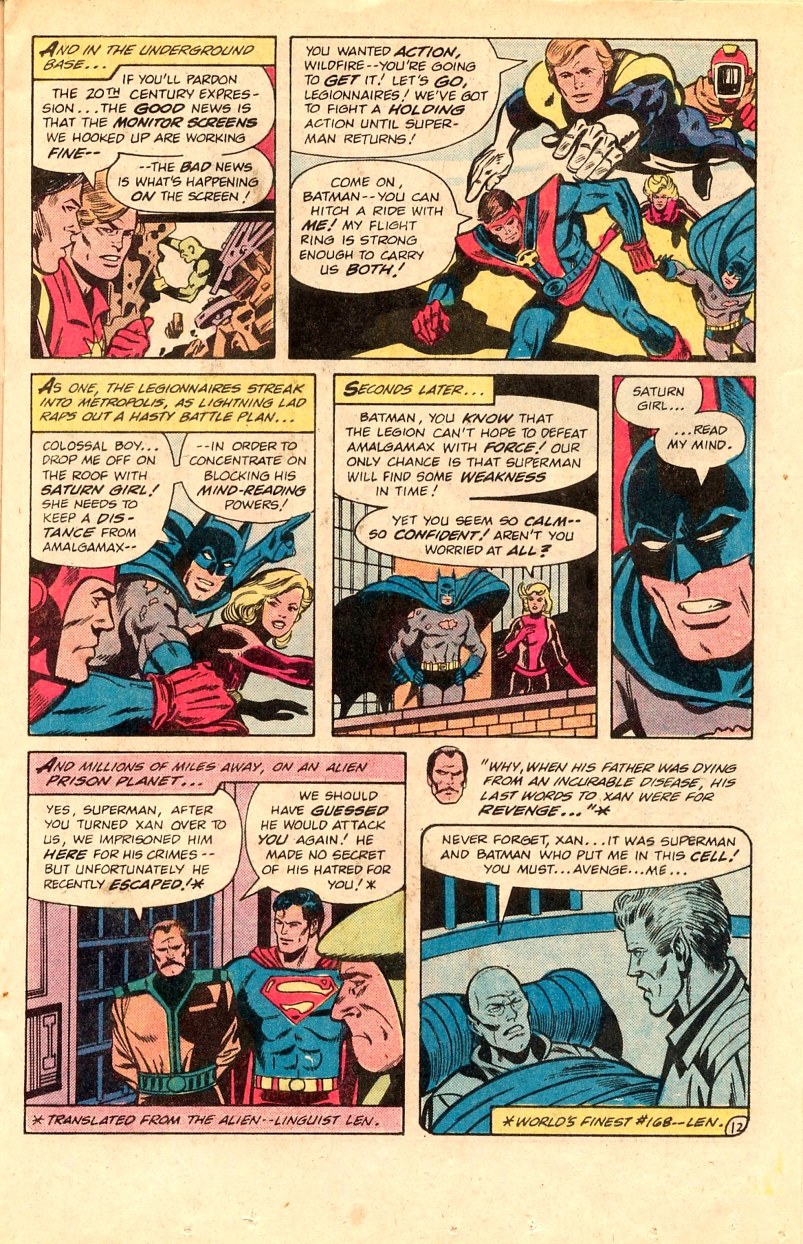 Read online World's Finest Comics comic -  Issue #284 - 17