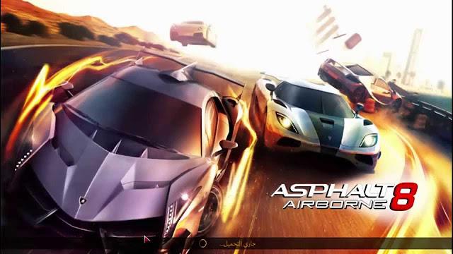 تحميل لعبة سباق السيارات اسفلت 8 للكمبيوتر و الاندرويد بحجم صغير برابط مباشر 2018 Download Asphalt 8