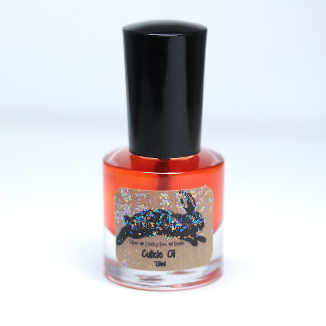 Leesha's Lacquer Blood Orange & Goji Berry Cuticle Oil