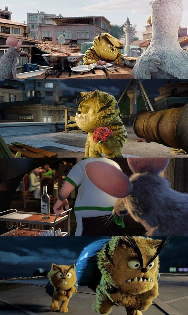Bad Cat (2016) HD 1080p y 720p Latino