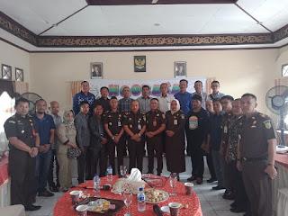 Kajari Kabupaten Muara Jambi, Adakan Ngopi Bareng Jaksa (NGOBASA).