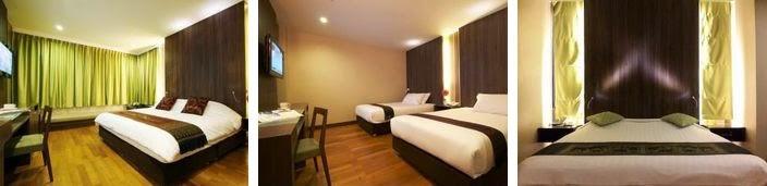 Bally's Studio Suites Silom Hotel