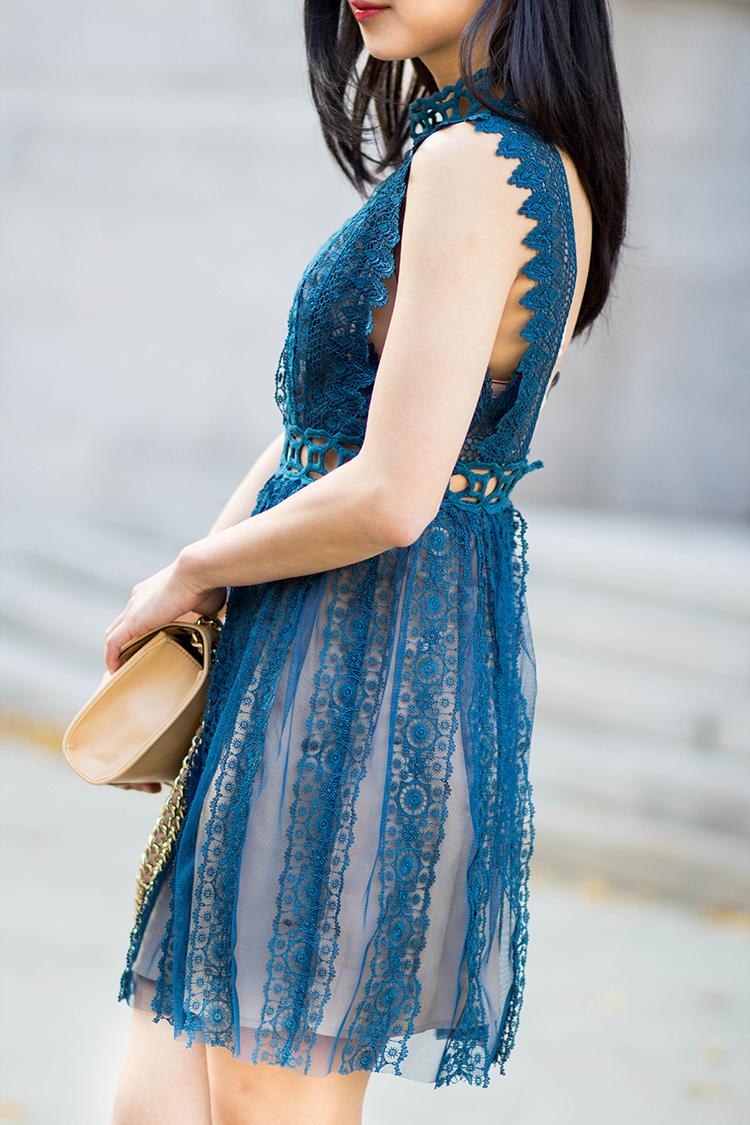 Free People Forever Lace Babydoll Dress (+ Shopbop Surprise Sale Picks)