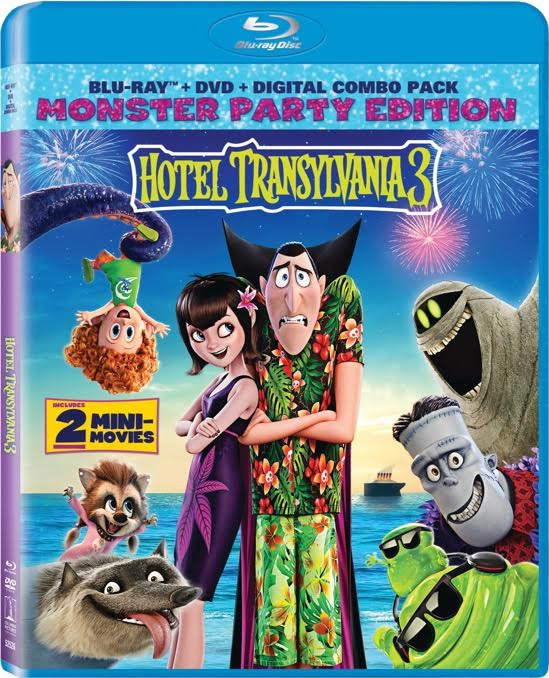 Hotel Transylvania 3 (2018) 170MB Hindi Dubbed Dual Audio (Hindi ORG – English) Blu-Ray HEVC MKV