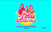 The Lola's Beautiful Show - 19 October 2017
