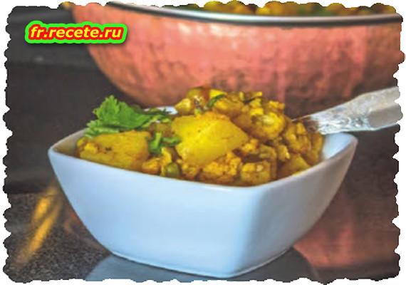 Le kari (ou curry), ragoût en sauce