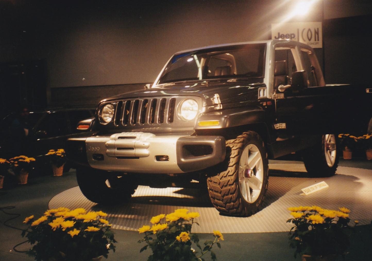 Autotour Jeep Icon