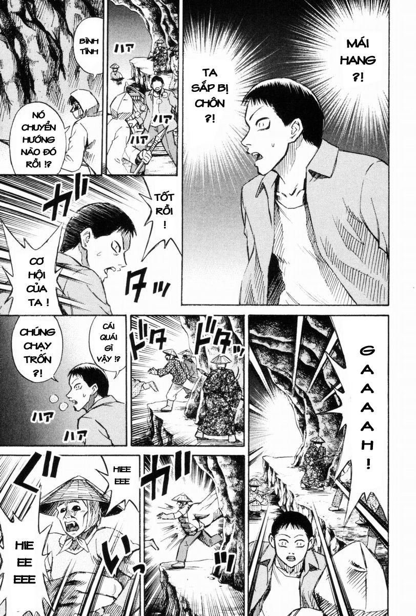Higanjima chapter 48 trang 9